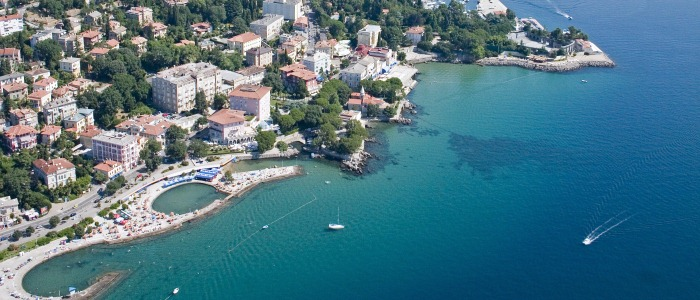 Travel To Opatija By Land Sea Or Air Visit Opatija